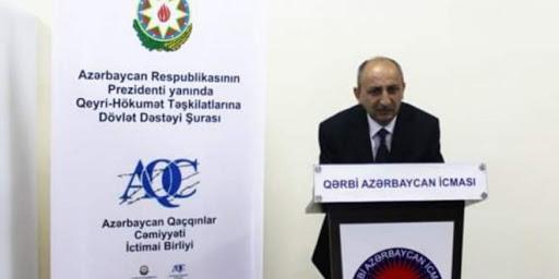 Azerbaycan Mülteci Topluluğu ve Batı Azerbaycan Topluluğu ortak bildiri yayınladı