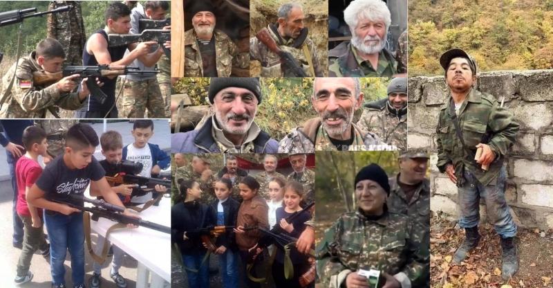 Ermenistan savaşmak için artık mahkumları gönderiyor