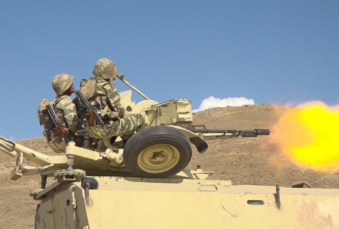 Hava savunma birliklerinde özel taktik tatbikatlar yapılıyor