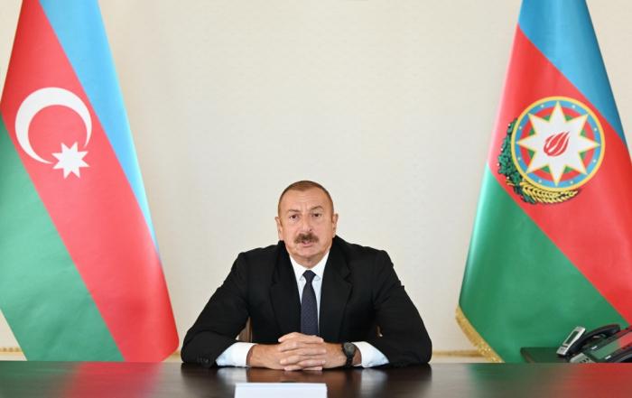 İlham Aliyev - Bu süreç zor olsa da, şimdiden çalışmaya başladık