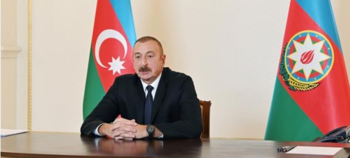 İlham Aliyev, Yeni Azerbaycan Partisi başkanlığına yeniden seçildi