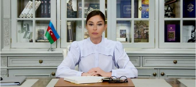 Mehriban Aliyeva, Yeni Azerbaycan Partisi Birinci Başkan Yardımcılığına getirildi