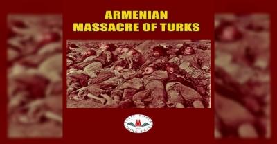 Almanya'da Ermenilerin Türklere yaptığı katliamlar kitap haline getirildi
