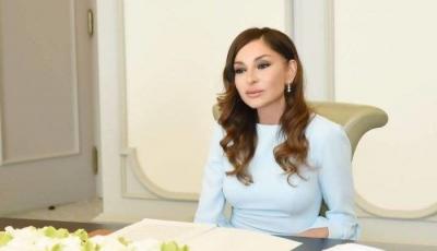 Azerbaycan Cumhurbaşkanı Birinci Yardımcısı Aliyeva'dan Türkiye'ye teşekkür