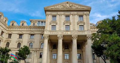 Azerbaycan Dışişleri Bakanlığı Polonya'yı tebrik etti