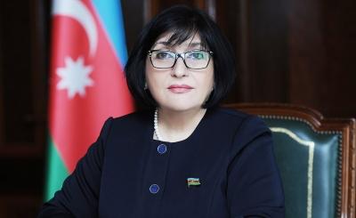 Azerbaycan Milli Meclis Başkanı Sahiba Kafarova başkanlığındaki heyet, ilk resmi ziyaretini Türkiye'ye gerçekleştirecek