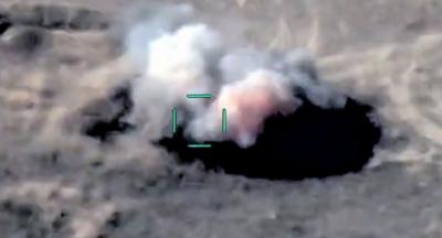Azerbaycan Ordusu Berdenin intikamını alıyor - VİDEO