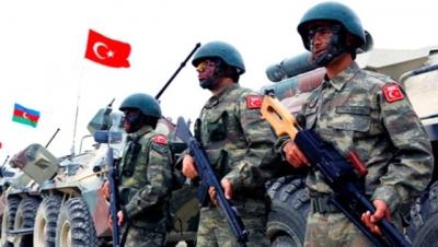 Azerbaycan ve Türkiye'nin ortak tatbikatı Ermenistan'ı rahatsız etti! Küstah yorum
