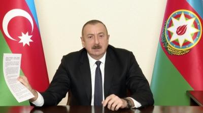 Cumhurbaşkanı İlham Aliyev: -
