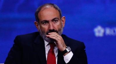Ermenistan Başbakanı Paşinyan: