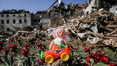 Ermenistan'ın saldırılarında 94 sivil hayatını kaybetti, 414 kişi yaralandı