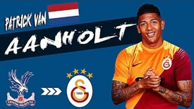 Galatasaray Patrick van Aanholt'u da KAP'a bildirdi!