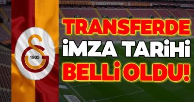 Galatasaray'daki transfer haberlerinde son durum!