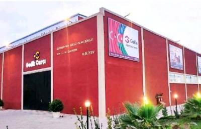 Gedik, Azerbaycan'ın ilk Türk sanayi tesisini kurdu