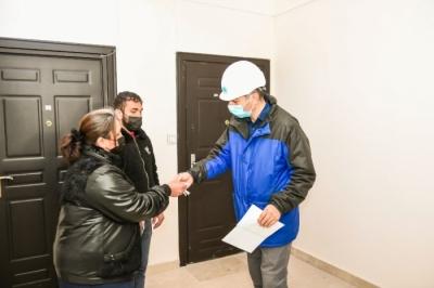 Gence terörünün kurbanlarına yeni evler verildi - FOTOĞRAFLAR