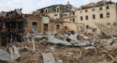 Gence'de ölü ve yaralı sayısı açıklandı - RESMİ