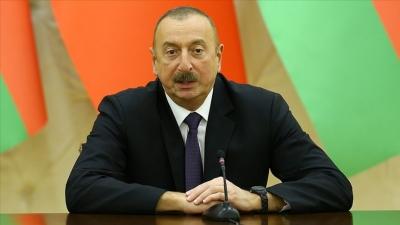 İlham Aliyev: Beşinci kolun ve hainlerin bu durumdan faydalanarak herhangi bir provokasyon yapmasına müsaade etmeyeceğiz