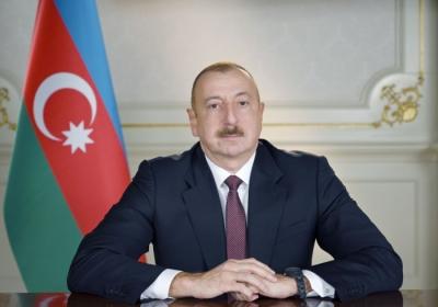 İlham Aliyev, Laçın'ın işgalden kurtarılışı dolayısıyla halka seslendi
