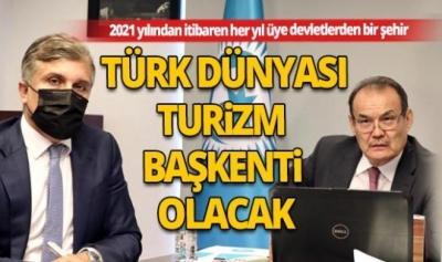 Türk Konseyi 5. Turizm Bakanları Toplantısı